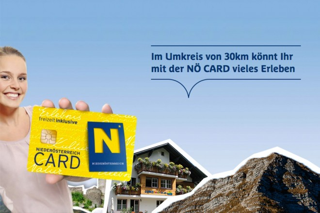 NÖ CARD - Fam. Mayr - Privatzimmer & Ferienwohnungen in Lunz am See