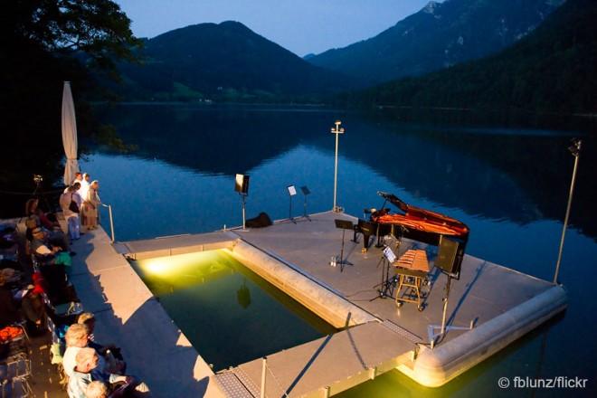 Wellenklänge - Privatzimmer & Ferienwohnungen in Lunzer See